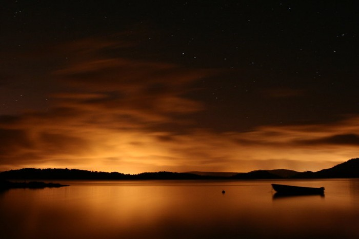 night at Loch Lomond 8 by ~guillaume-dauphin