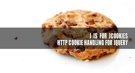 J is for jCookies – HTTP Cookie Handling for jQuery