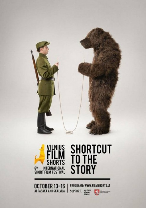 Shortcut to the story Print Ad For Inspiration