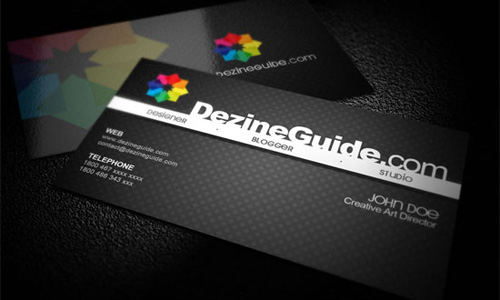 Download Free Modern Business Card free business card template