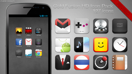 android iconset