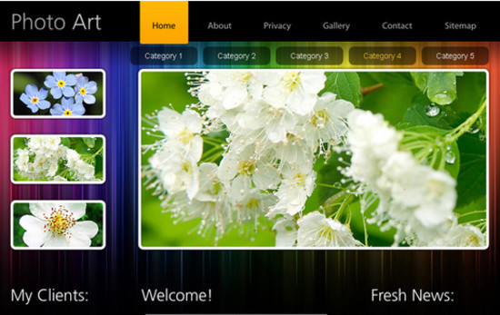 Free HTML5 Website Template - HTML5 And CSS3 Templates