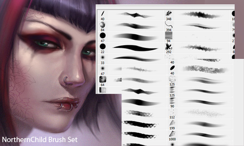Ultimate Collection Of Free Photoshop Brushes