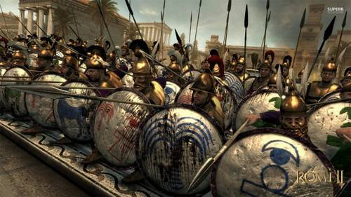 Total War Rome 2 (2013) PC games hd wallpaper
