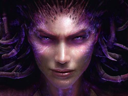 Starcraft 2 Heart of the Swarm Wallpaper games hd wallpaper