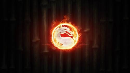 Mortal Kombat Fire Wallpaper games hd wallpaper