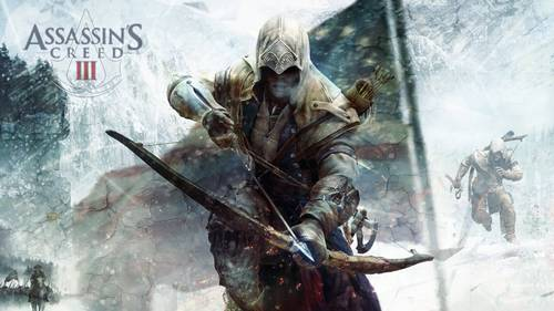 Connor Assassins Creed 3 Wallpaper games hd wallpaper