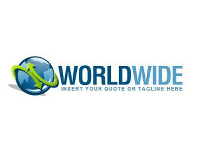 World Wide by shaboopie - Globe Logo Design