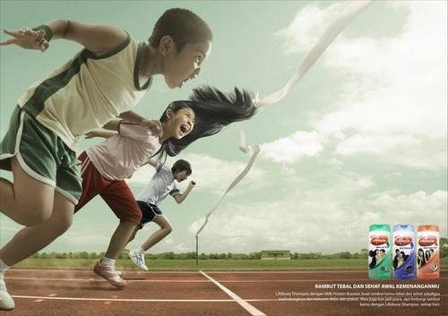 40 Creative Sport Print Ads - Inspired