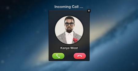 Incoming Call (psd) BY CLAUDE MERI