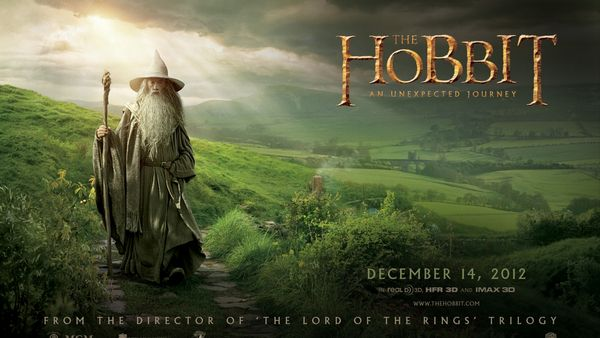 The Hobbit Gandalf Wallpaper