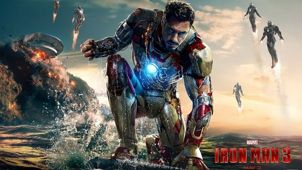 Iron Man 3 2013 Wallpaper