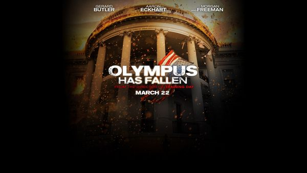 Olympus Has Fallen 2013 Wallpaper