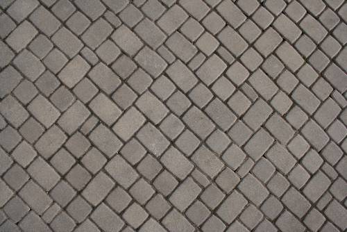 Brick Texture Grey Cobble Stone Small Ground