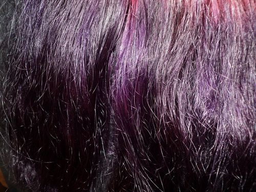 Hair Today - texture