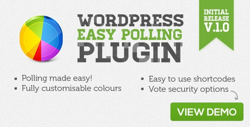WordPress Easy Polling Plugin (Paid)