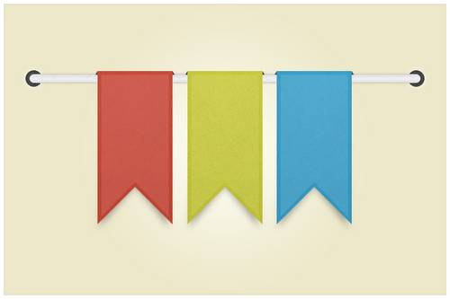 06 Ribbons (freebie by pixelcave)