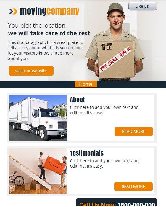 Moving Flyers Templates Free Noumpascalandco - Moving company flyer template