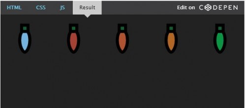 1-svg-css3 - How to Animate Festive SVG Icons With CSS