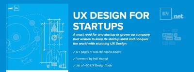 UX Design for Start-Ups - Free Ebooks for Desingers and Developers