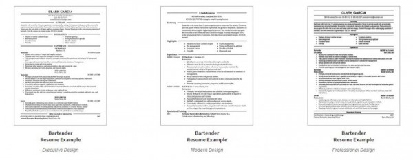 3-bartender-sample-resumes tips