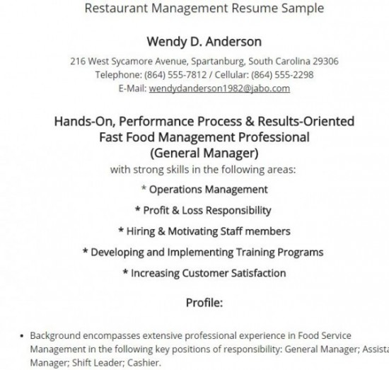7-resume-sample