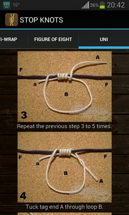 Ultimate Fishing Knots - best free fishing app for android