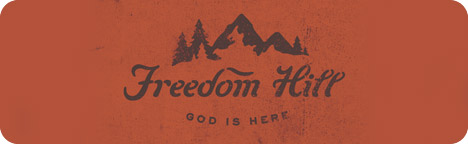 9-freedom-hill - church logos examples