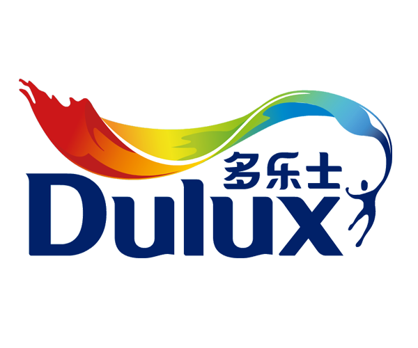 8-dulux - painting company logo ideas