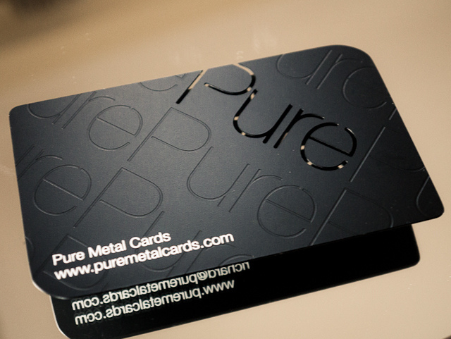 Why Choose Metal Business Cards