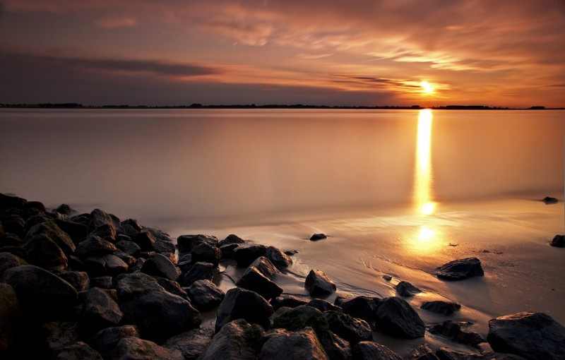 long_exposure_sunset_river_by_bull04-d46fji7