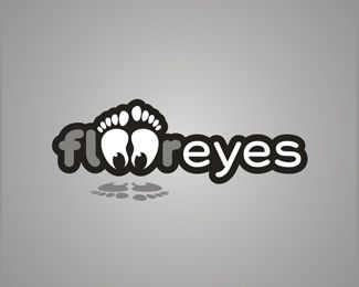 Flooreyes logo