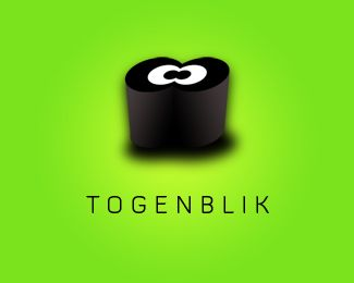 Togenblik eye logo