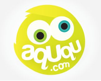 Aququ.com eye logo