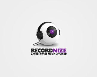 Recordnize logo