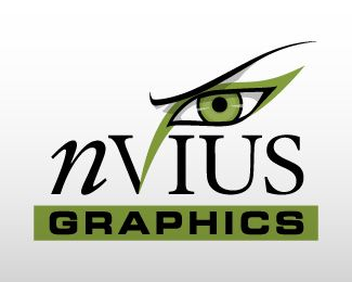 nVIUS Logo eye