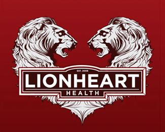Lionheart health Logo
