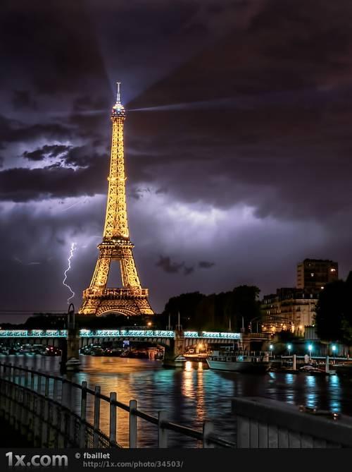 Ride The Lightning !© FrankBa