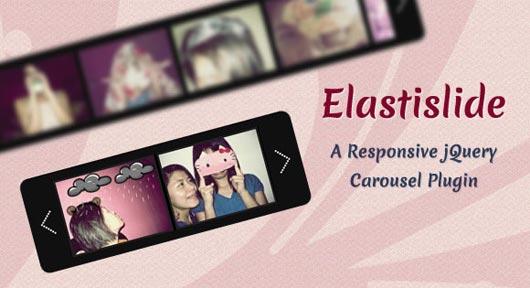Elastislide – A Responsive jQuery Carousel Plugin