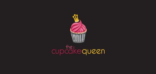 cupcake queen logo