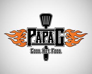Papa G logo