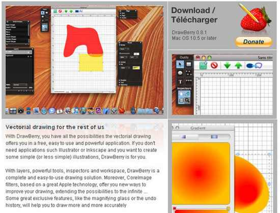macs apps for designers