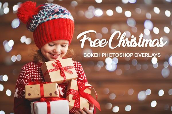 Christmas Bokeh Lights Collection