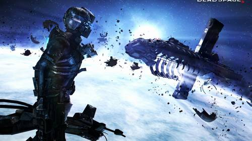 Dead Space 3 Poster Wallpaper games hd wallpaper