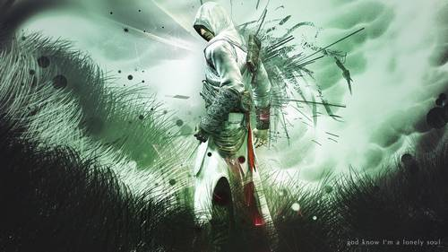 Altair Wallpaper games hd wallpaper