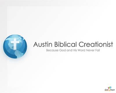 Austin Biblical Creationist by DonVinzone