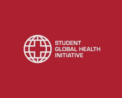 Student Global Health Initiative by SamDeMastrie - Globe Logo Design