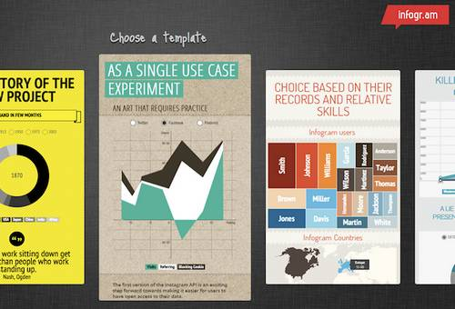 tools for creating infographic
