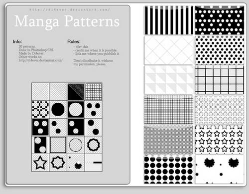 professional photoshop patterns