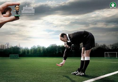 40 Creative Sport Print Ads Inspired
